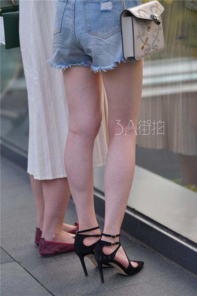 [摄神] 20625-4+40/恋上妳双腿~ -15P